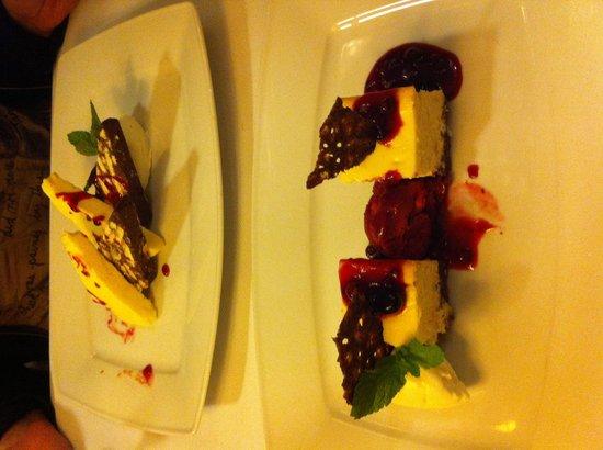 't Oaldershoes: Heerlijke desserts!!!