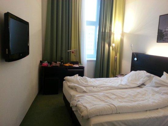 Rainers Hotel Vienna: Dubbelrum