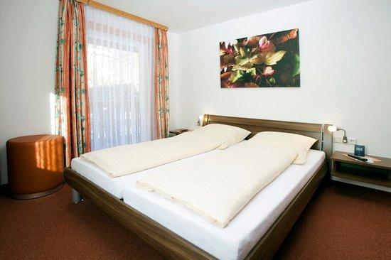 Gästehaus Wiesler: Doppelzimmer de Luxe
