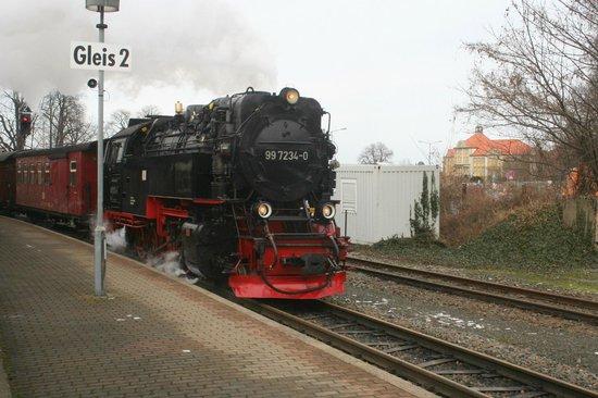 Harzer Schmalspurbahnen: Dampflok 5