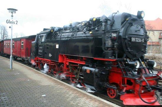 Harzer Schmalspurbahnen: Dampflok 18