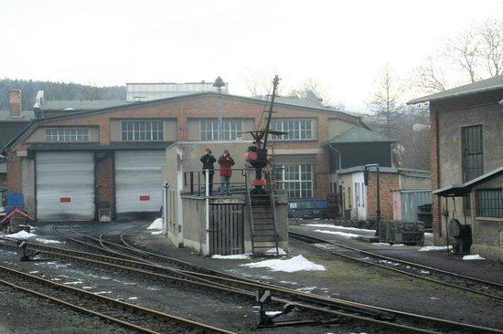 Harzer Schmalspurbahnen: Betriebshof