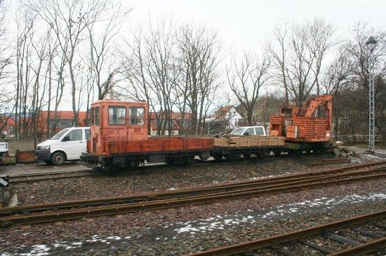Harzer Schmalspurbahnen: Betriebshof 22