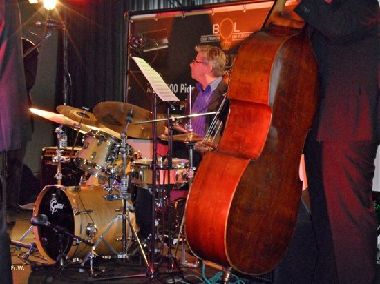 Goois Jazzfestival , Theater Spant in Bussum