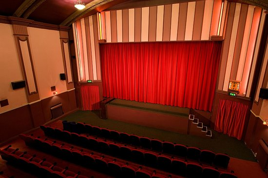 Hyde Park Picture House: Auditorium