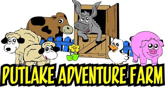 Putlake Adventure Farm: logo