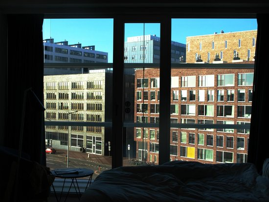 Room Mate Aitana : View from Twin Room