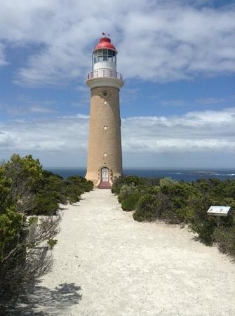 Parque nacional Flinders Chase: lovely lighthouse