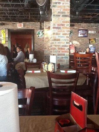 The Burger & Beer Joint: La salle à manger