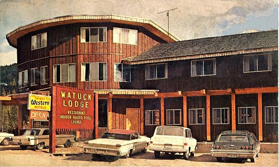 1963 - Pre Soda Butte Lodge