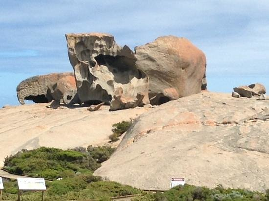 Parque nacional Flinders Chase: Remarkable rocks