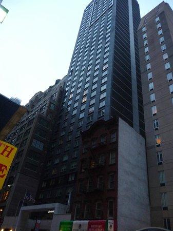 Element New York Times Square West: l'hôtel