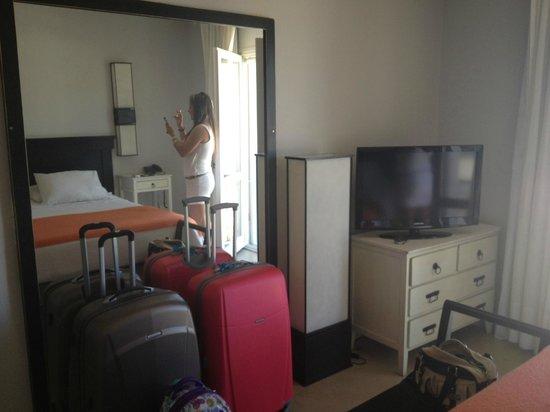 Serena Hotel Punta del Este : LCD