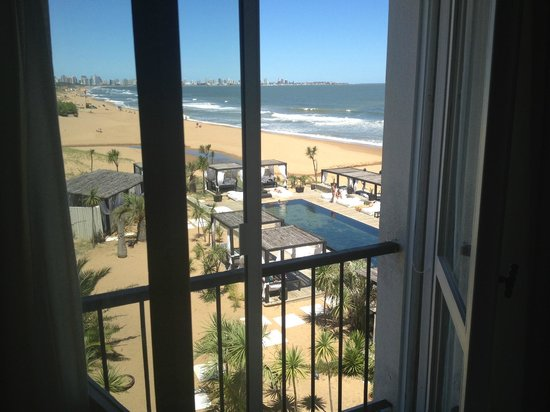Serena Hotel Punta del Este : Vista de la habitación