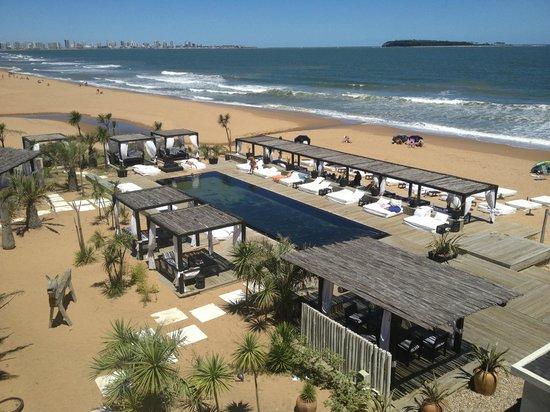Serena Hotel Punta del Este: Vista de piscina