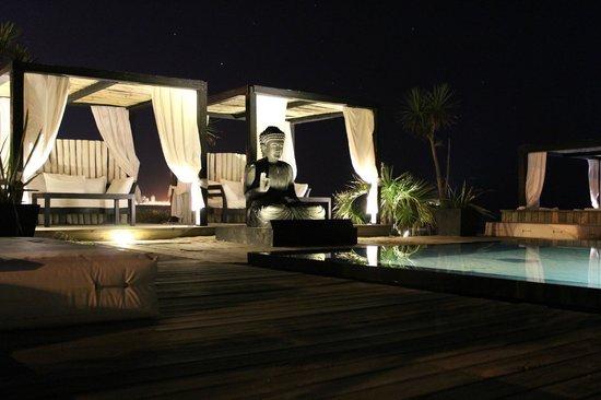 Serena Hotel Punta del Este: Hermosa iluminación