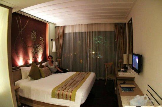 Sukhothai Heritage Resort: camera