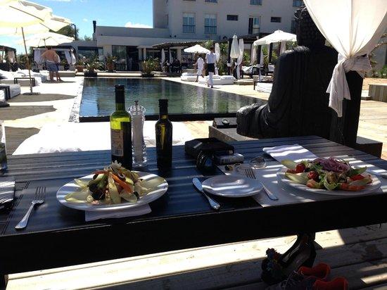 Serena Hotel Punta del Este: Piscina y RELAX
