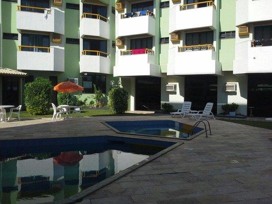 Bouleavard Canasvieiras Hotel : Area piscina