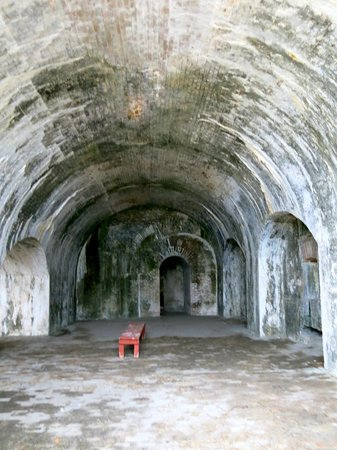 Fort Pickens: More awesome photo opportunities.