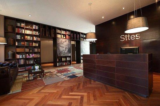 Hotel Sites 45: Lobby