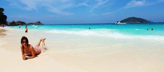 Similan Islands National Park: sabbia bianca