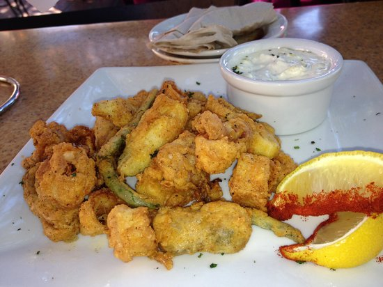 Wine Country Trattoria: Frito Misto