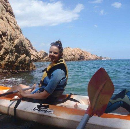 Excursions Barcelona : Costa Brava Kayaking