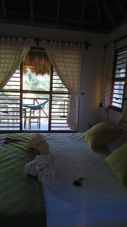 Mahekal Beach Resort: Garden View Palapa