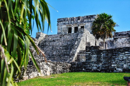 Cozumel Tours By Johann & Sandra : Tulum Mayan ruins