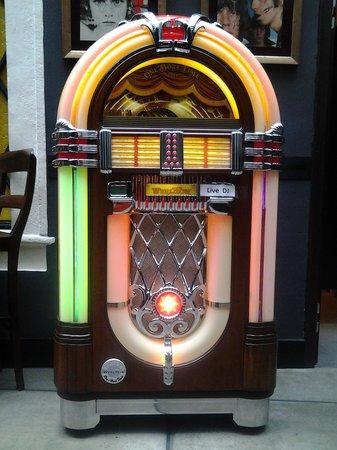 Barrock: jukebox