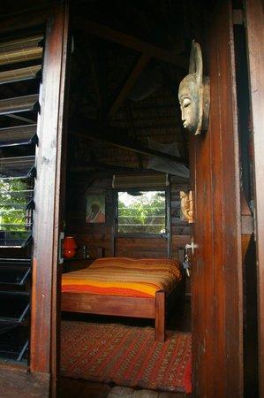 Tree Lodge Mauritius: L'entrée