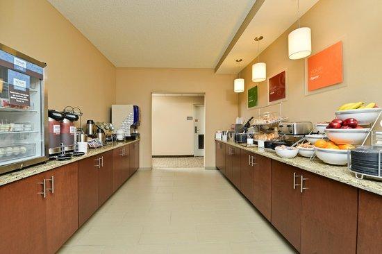 Comfort Inn Elizabeth City: Complimentary Full Hot Breakfast