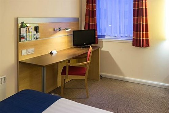 Holiday Inn Express Glasgow City Centre - Theatreland: Room 177