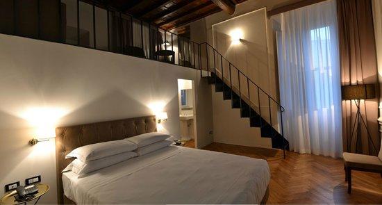 Splendor Suite Rome: Junior Suite