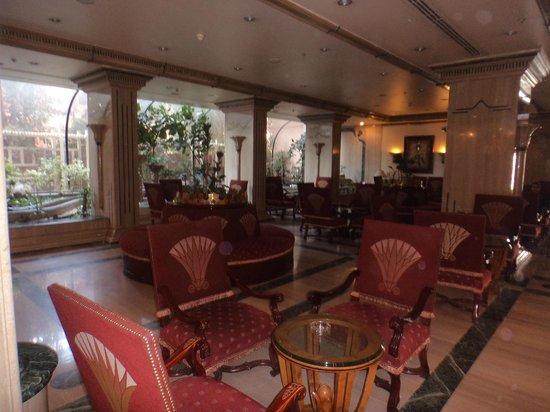 Sonesta St. George Hotel Luxor: entrata hotel