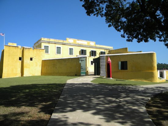Fort Christiansvaern: The Fort