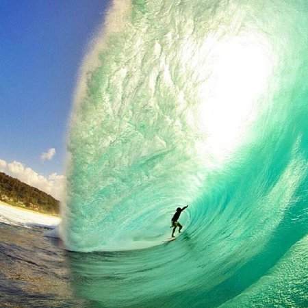 Randall Paulson Team Rider Picture Of Quality Surfboards