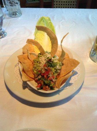 La Habichuela Downtown : Guacamole....most delicious