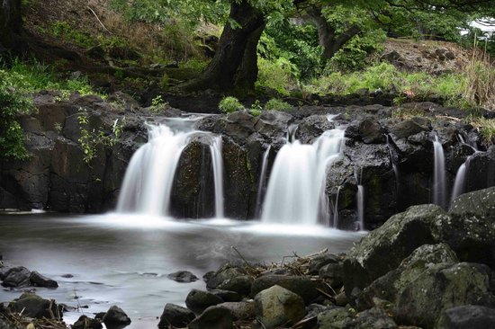 Oahu Photography Tours: Silky Water Fall - Alex made it possible!