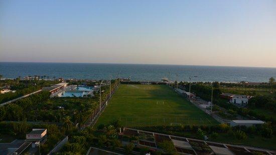Kervansaray Lara Hotel : View from the room