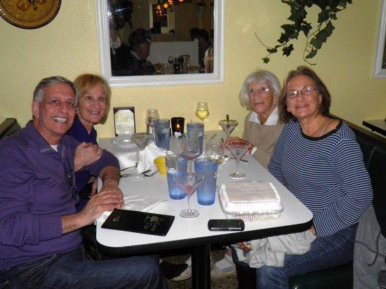 Kimpton Vero Beach Hotel & Spa: Dinner in town