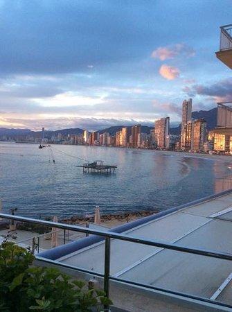 Hotel Benikaktus: view from hotel