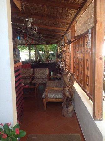 Stingray Beach Inn: zona reception 2