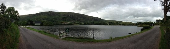 Gougane Barra Hotel: View from the grounds