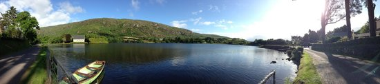 Gougane Barra Hotel: Lakeside view
