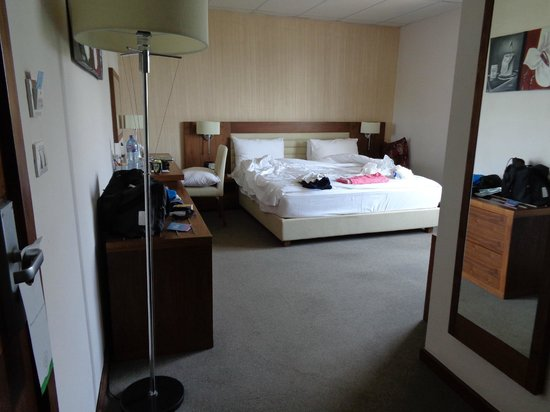 Mamba Point Hotel: Comfortable room