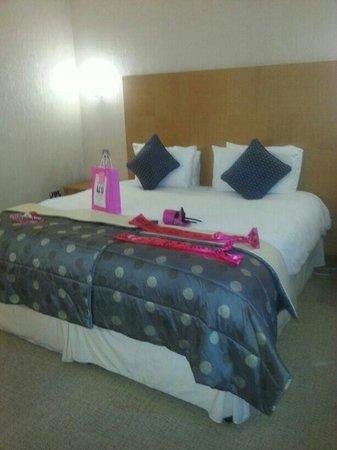 Ardencote : Nice big bed