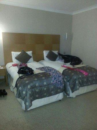 Ardencote : Twin beds