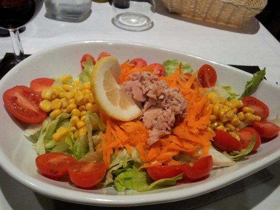 Mani in Pasta : Salade estate